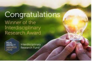 Emerald Interdisciplinary Award graphic