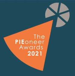 PIEoneer awards graphic
